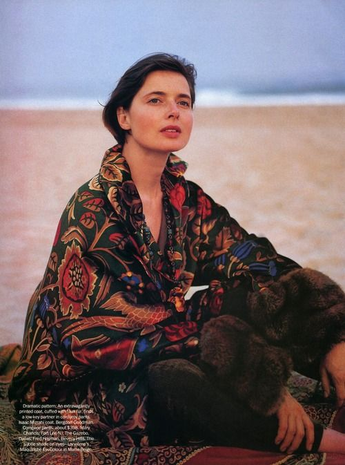 isabella rossellini hot photo (3)