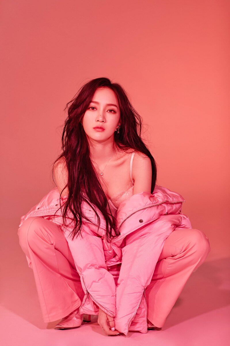 meng jia cleavages images