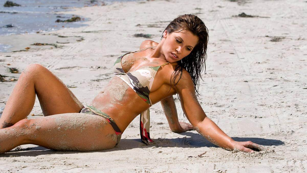 mickie james hot lingerie photo