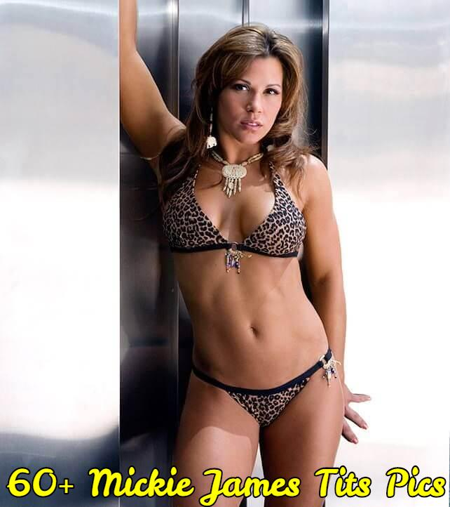 How about a younger mickie james