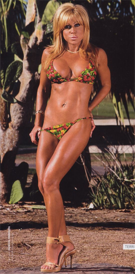 terri runnels sexy naked pic