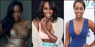49 Hot Pictures Of Aja Naomi King Which Expose Her Sexy Body
