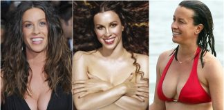 49 Hot Pictures Of Alanis Morissette Are Slices Of Heaven