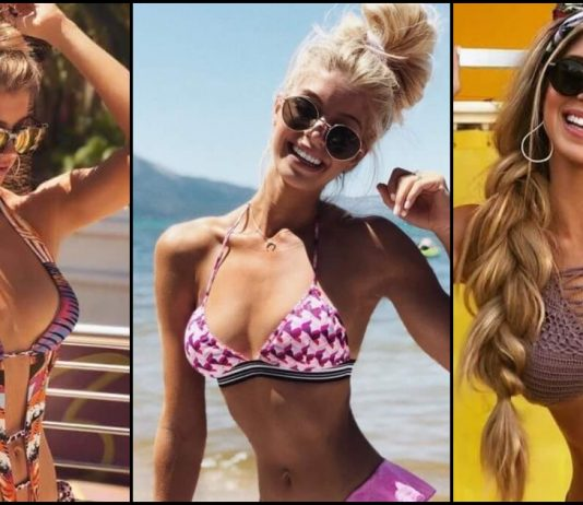 49 Hot Pictures Of Allie DeBerry Are Seriously Epitome Of Beauty