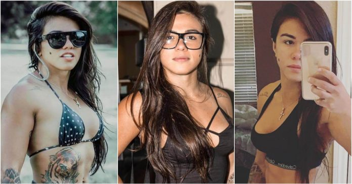 49 Hot Pictures Of Claudia Gadelha Will Make You Her Biggest Fan