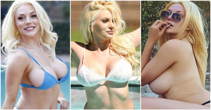 49 Hot Pictures Of Courtney Stodden Which Will Make Your Mouth Water