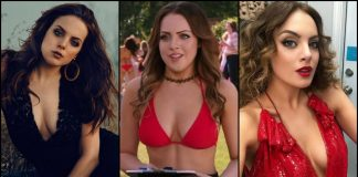 49 Hot Pictures Of Elizabeth Gillies Are Provocative As Hell