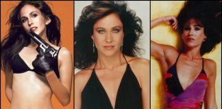 49 Hot Pictures Of Erin Gray That Are Simply Gorgeous