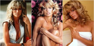49 Hot Pictures Of Farrah Fawcett Which Will Make You Crazy