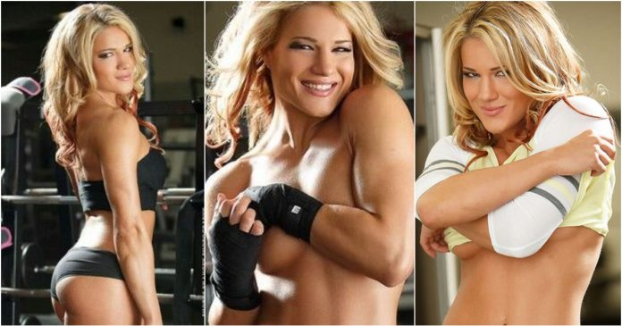49 Hot Pictures Of Felice Herrig That Are Sure To Keep You On The Edge Of Your Seat