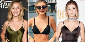 49 Hot Pictures Of G. Hannelius Which Expose Her Sexy Body