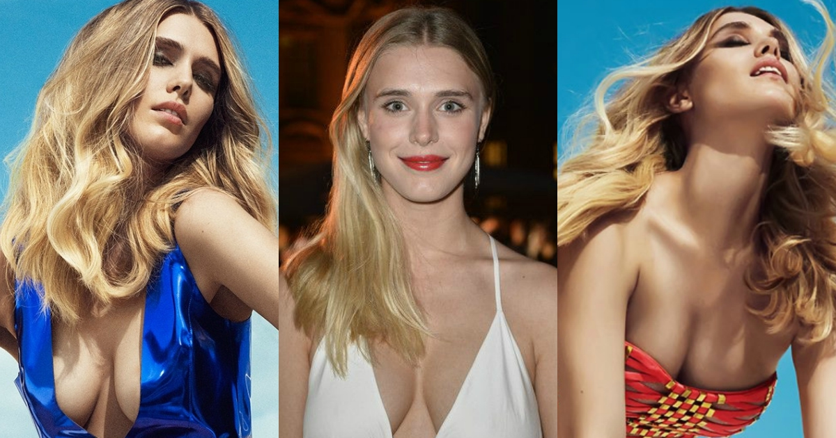 foto de 49 Hot Pictures Of Gaia Weiss Will Leave You Gasping For Her