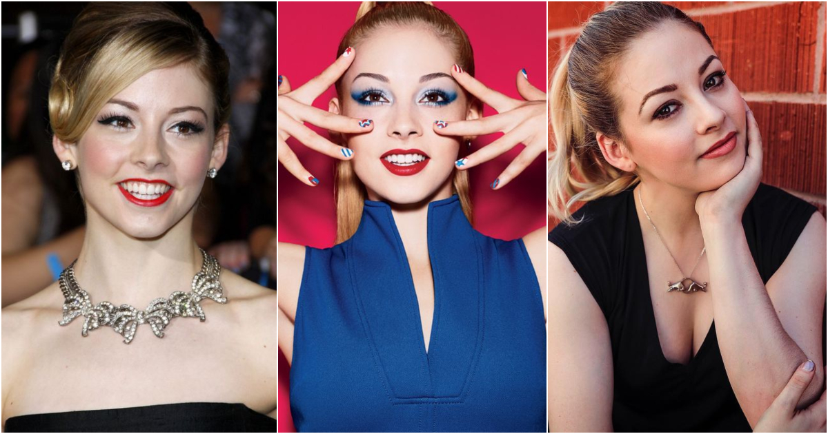 49 Hot Pictures Of Gracie Gold Which Are Here To Rock Your ...