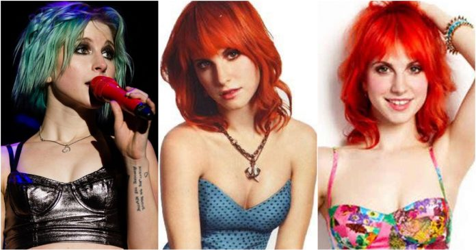 49 Hot Pictures Of Hayley Williams Are Slices Of Heaven