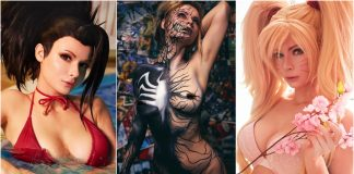 49 Hot Pictures Of Jannet Incosplay Which Expose Her Curvy Body