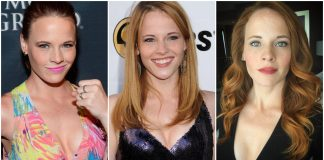 49 Hot Pictures Of Katie Leclerc Which Expose Her Sexy Hour-glass Figure