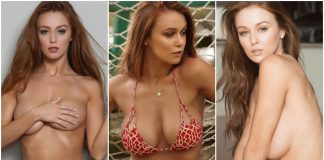 49 Hot Pictures Of Leanna Decker Which Will Get You Addicted To Her Sexy Body
