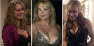 49 Hot Pictures Of Megyn Price Which Will Get You Addicted To Her Sexy Body