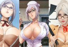 49 Hot Pictures Of Meiko Shiraki From The Anime Prison School Which Are Stunningly Ravishing