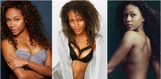 49 Hot Pictures Of Nicole Beharie Expose Her Sexy Hour- glass Figure