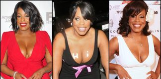 49 Hot Pictures Of Niecy Nash Which Will Make You Drool For Her