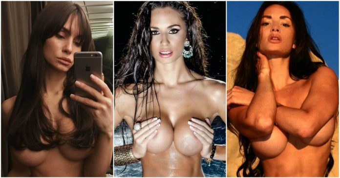 49 Hot Pictures Of Rosie Roff Which Expose Her Sexy Hour-glass Figure