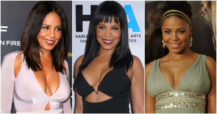 49 Hot Pictures Of Sanaa Lathan Will Prove That She Is One Of The Sexiest Women Alive