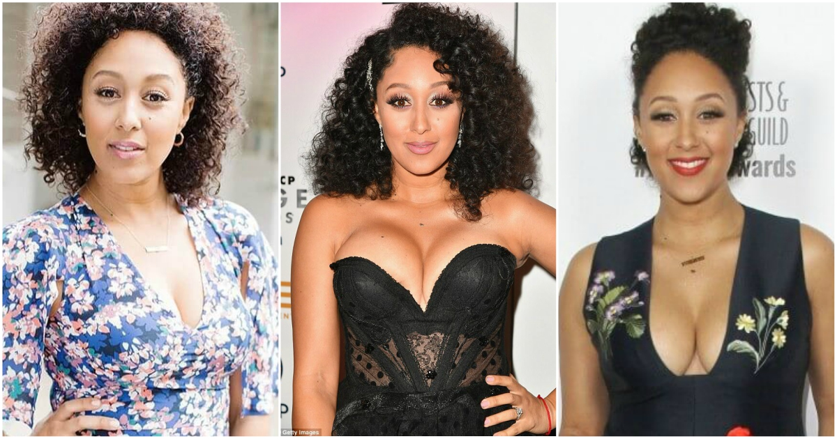 49 Hot Pictures Of Tamera Mowry-Housley Which Are Really A Sexy Slice From  Heaven