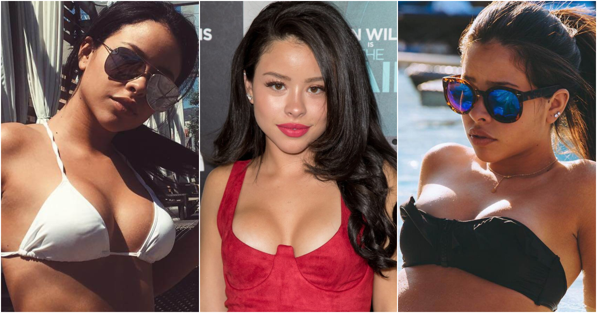 49 Hot Pictures Of Cierra Ramirez Will Make You Her Biggest Fan | Best Of Comic Books