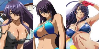 49 Hot Pictures OfKan'u From The Anime Ikkitousen Which Will Make You Drool For Her