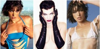 49 Hottest Milla Jovovich Bikini Pictures Bring Her Big Ass To The Forefront