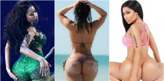 49 Hottest Nicki Minaj Big Butt Pictures Are Just Heavenly To Watch