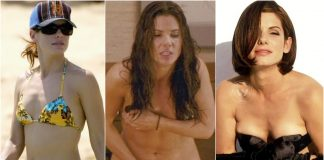 49 Hottest Sandra Bullock Bikini Pictures That Are Just Heavenly To Watch