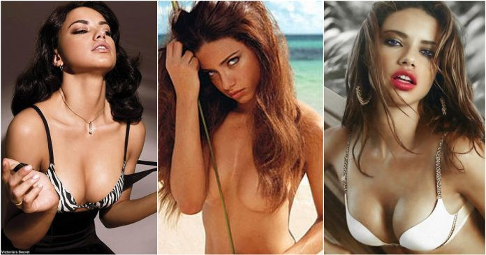 49 Sexy Adriana Lima Boobs Pictures Are Really Mesmerising And Beautiful