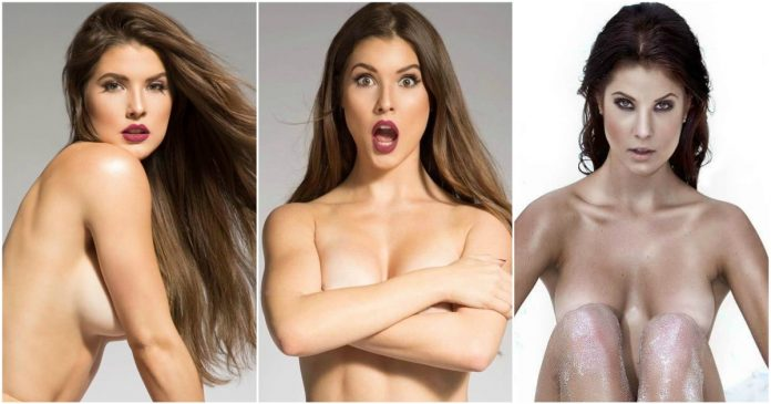 49 Sexy Amanda Cerny Boobs Pictures Which Will Make You Fall For Her