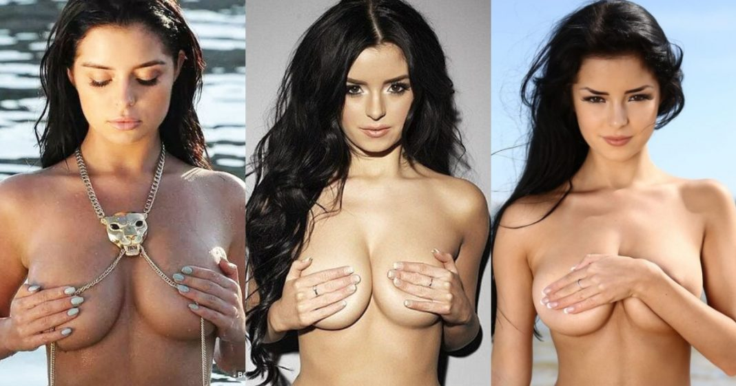 Busty Demi Rose Certainly Lived Up To Her Title As Queen Of Instagram Sexu 1