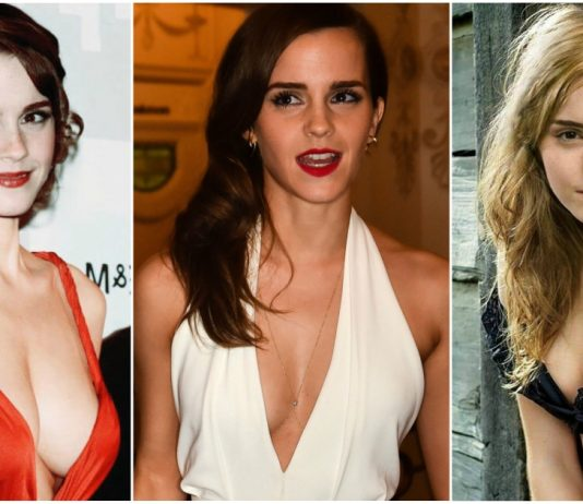 49 Sexy Emma Watson Boobs Pictures Which Are Stunningly Ravishing