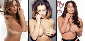 49 Sexy Holly Peers Boobs Pictures Will Bring A Big Smile On Your Face