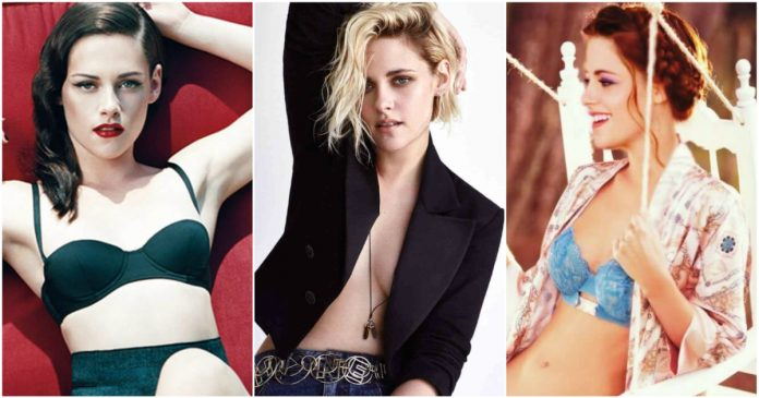 49 Sexy Kristen Stewart Boobs Pictures Will Bring A Big Smile On Your Face