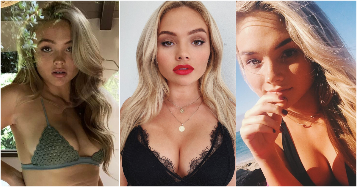 49 Sexy Natalie Alyn Lind Boobs Pictures Will Bring A Big Smile On