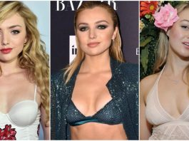 49 Sexy Peyton List Boobs Pictures Which Are Simply Astounding