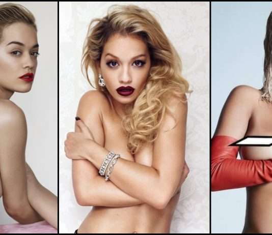 49 Sexy Rita Ora Boobs Pictures Which Will Make You Drool For Her
