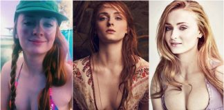 49 Sexy Sophie Turner Boobs Pictures Will Will Make You Stare At The Screen For Hours
