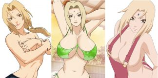 49 Sexy Tsunade Senju From The Naruto Series Boobs Pictures Are Gift From God To Humans