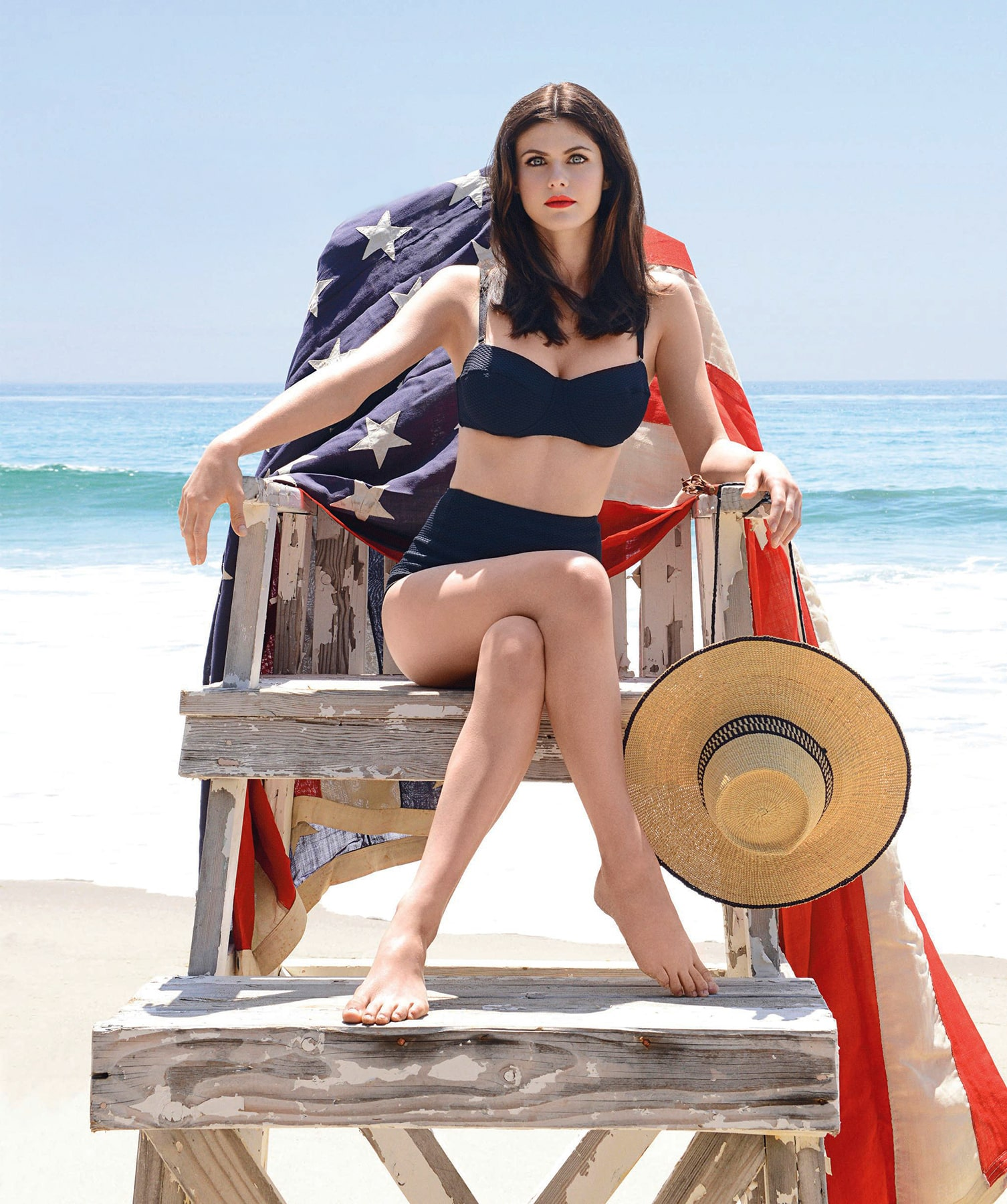 Alexandra daddario sexy photo