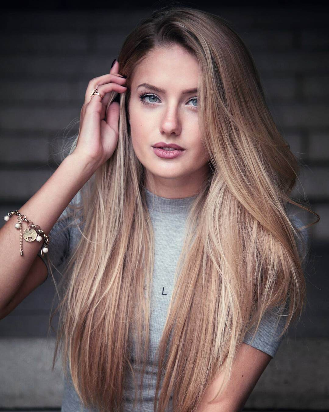 Alica Schmidt awesome hairs