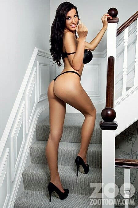 Alice Goodwin hot booty