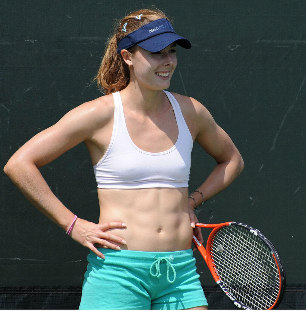 Alizee Nuda 49 hot pictures of alizé cornet will drive you nuts for her