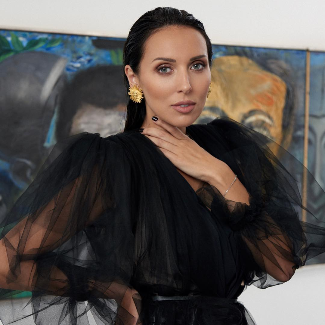 Alsou Photoshoot Photo