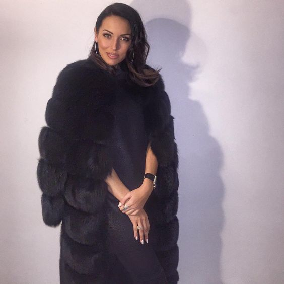 Alsou on Photoshoot Photo